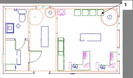 Как сделать модель моей комнаты